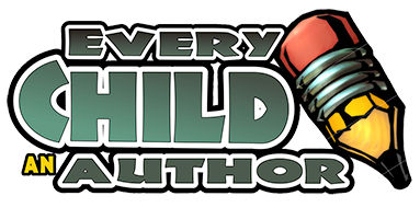 Every Child an Author Logo